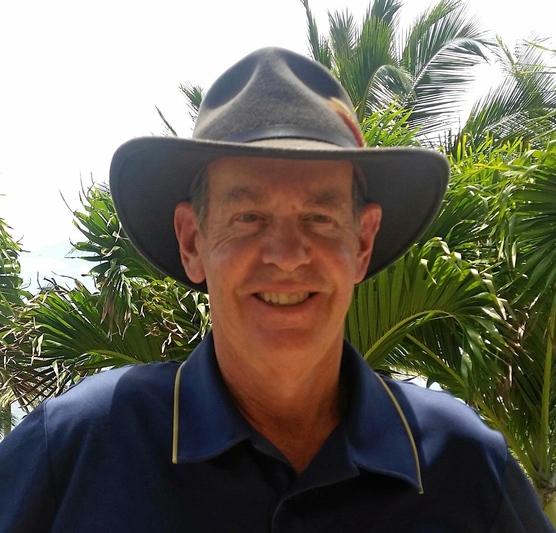 Bowen Collinsville Enterprise (BCE) chairman Paul McLaughlin.