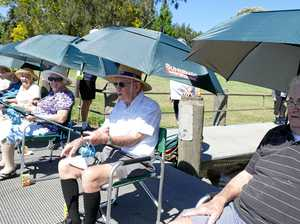 Villa residents show you are never too old to fish