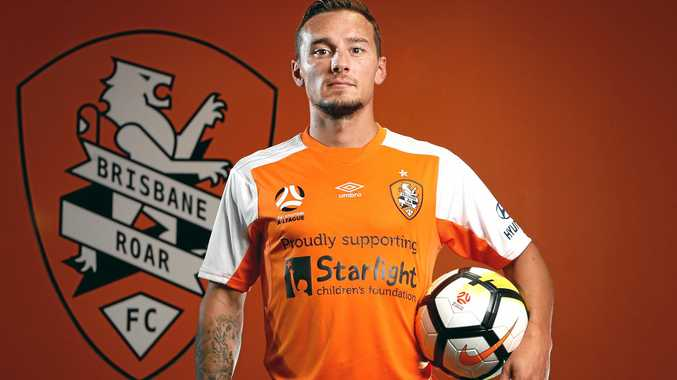 French midfielder Eric Bautheac has finally got his visa approved to play for Brisbane Roar.