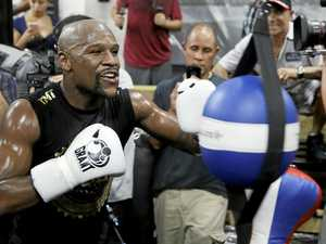 Mayweather hints at another comeback
