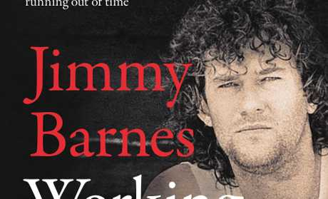 The cover of Working Class Man, the new Jimmy Barnes book