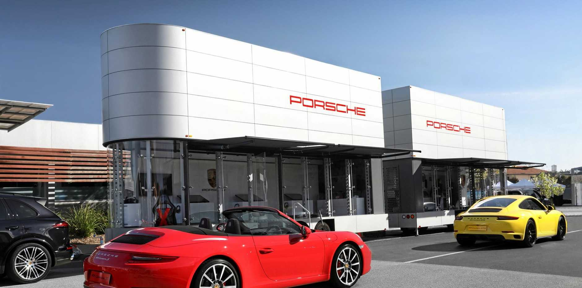 Ever wanted to drive a Porsche? Now you can | News Mail