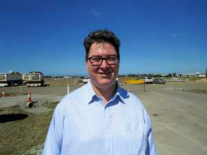 Federal MP for Dawson George Christensen wants the Federal Government to kick-start a coal-fired power station.