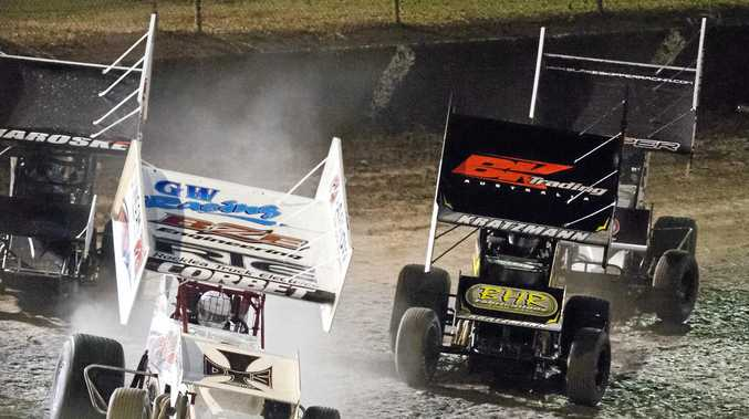 Tomorrow night's Hi-Tec Oils Toowoomba Speedway meeting has been cancelled due to wet weather.