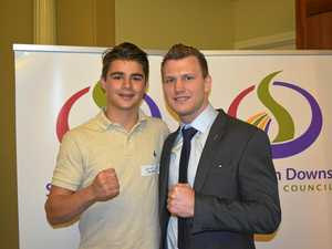 Jeff Horn comes to Warwick