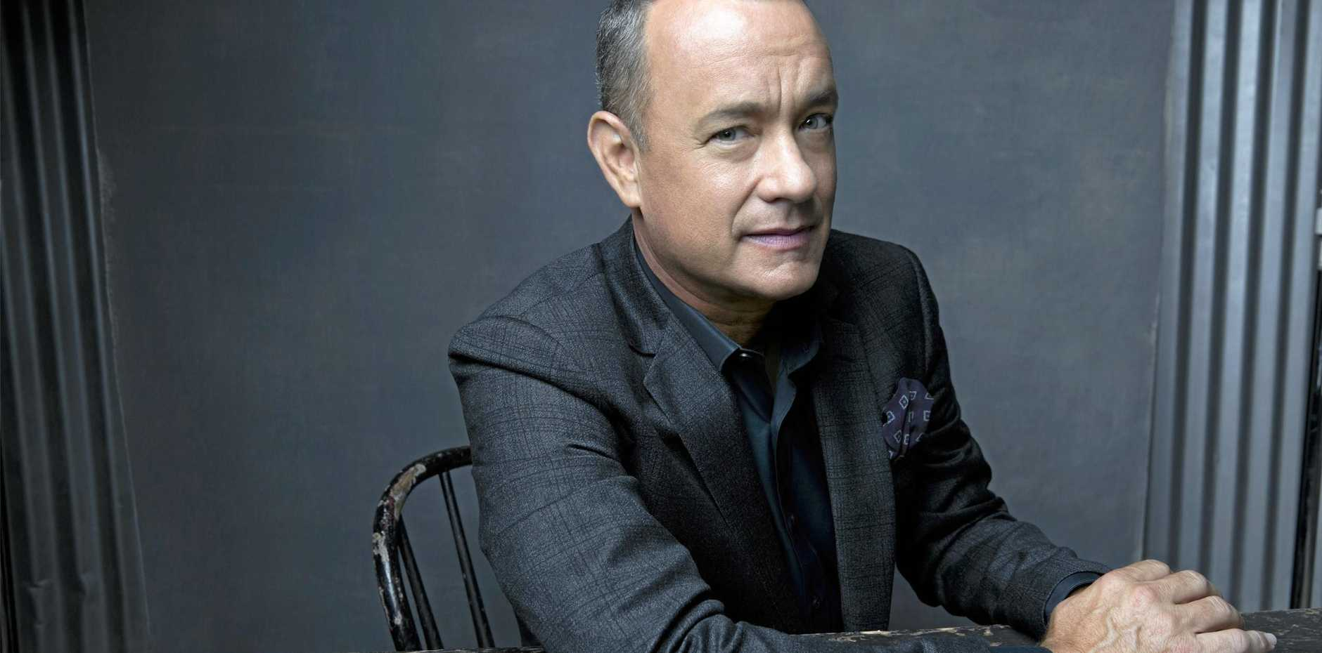 Tom Hanks has released a collection of short stories, Uncommon Type: Some Stories.