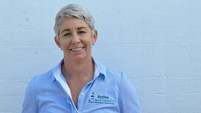 Trish Edwards, owner of Active Adrenaline.
