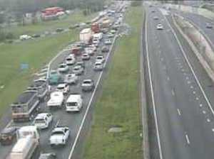 Multi-vehicle crash sparks Bruce Hwy bedlam