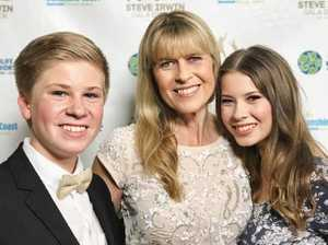 Robert, Terri and Bindi Irwin have signed a deal with Animal Planet. Picture: Instagram