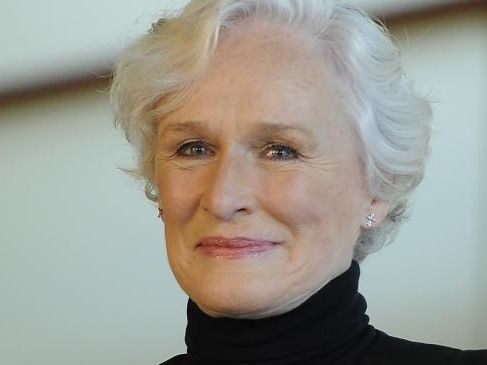 Actress Glenn Close lived in a 'destructive' religious cult from the ages of 7 to 22. Picture: AFP