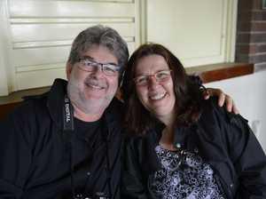 Robert and Jane Burley of South Grafton at Jacarok on