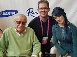 "Stan Lee reveals the ""greatest super hero of all"""