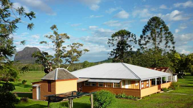 Bankfoot House will be one of the iconic buildings open to the public during the inaugural Sunshine Coast Open House.
