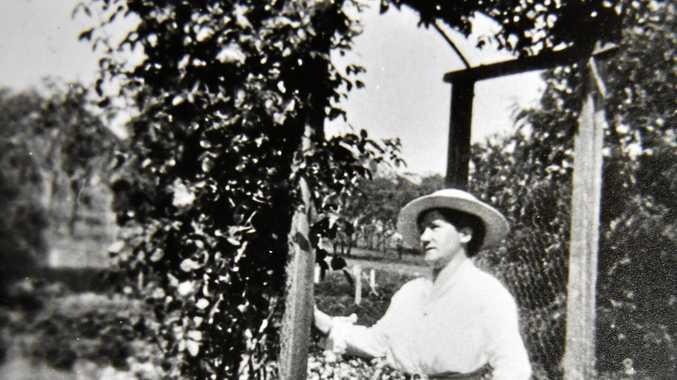 Founding president of the QCWA Ruth Fairfax.