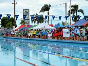 Barrier Reef swim meet draws a crowd in its 44th year