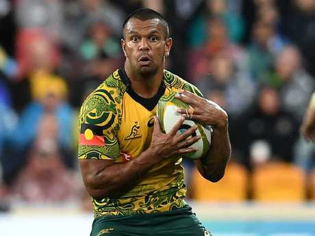 A special night for Kurtley Beale and all of Australia.