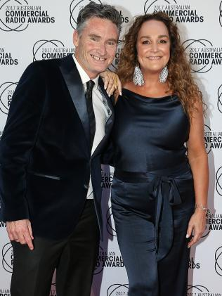 Radio duo Dave Hughes and Kate Langbroek get equal pay. Picture: Ian Currie