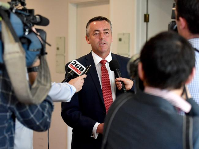 Transport Minister Darren Chester said the public could be confident the government was constantly reviewing security.