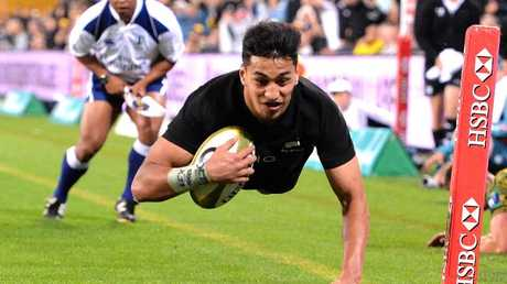 Rieko Ioane shifts from outside centre.