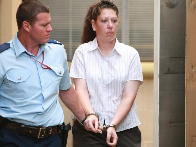 Rachel Pfitzner pleaded guilty to the murder of her son Dean Shillingsworth whose body she stuffed in a suitcase and dumped in a duck pond.