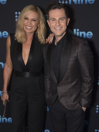 Sonia Kruger is said to earn more than her co-host David Campbell.