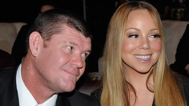 James Packer says his romance with Mariah Carey was a mistake for both of them. Picture: Getty