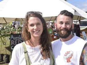 CAIA NOBLE and KYLE GOODWIN, Byron Bay: It's a nice