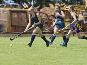 Queensland All Schools Cup hits off