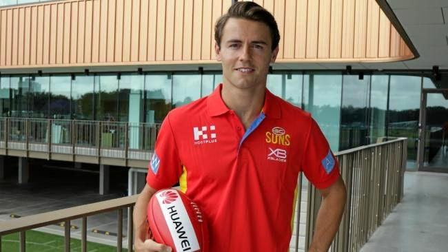 Lachie Weller got his wish to join the Suns