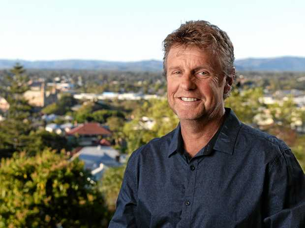 PROUD ROLE: Dave Martin is the new Ipswich City Council Division 7 councillor.