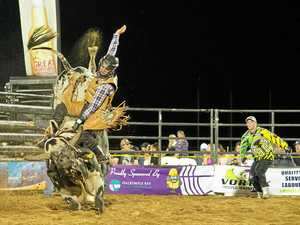 PBR action in Mackay.