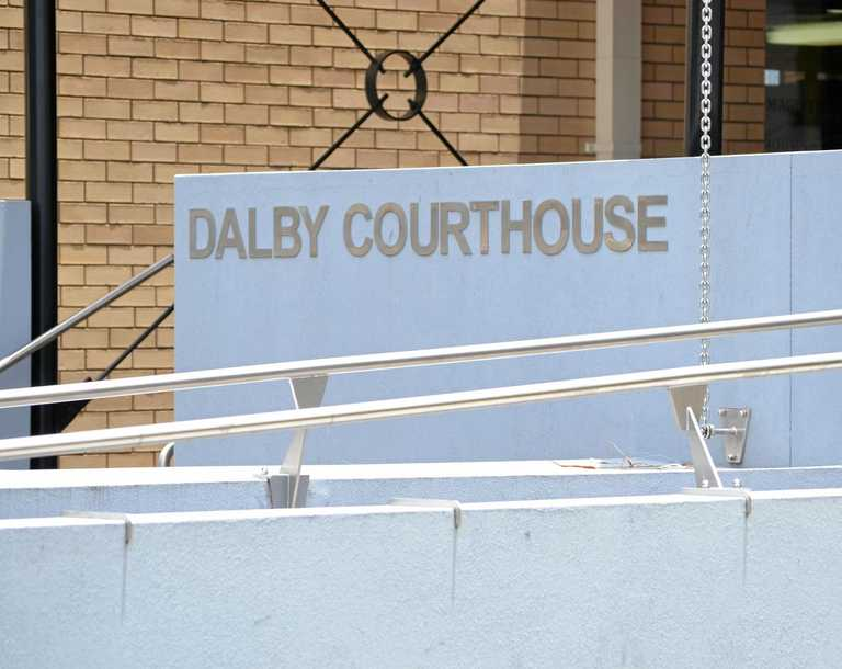 IN COURT: Sonia May Thompson faced Dalby Magistrates Court on five charges.