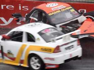 Gold Coast 600 crash