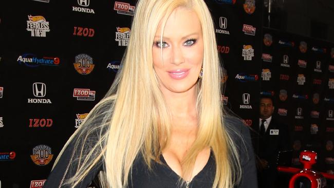 Adult star Jenna Jameson slams Playboy for 'foolish' choice of transgender Playmate. Picture: Joe Scarnici / Getty Images.