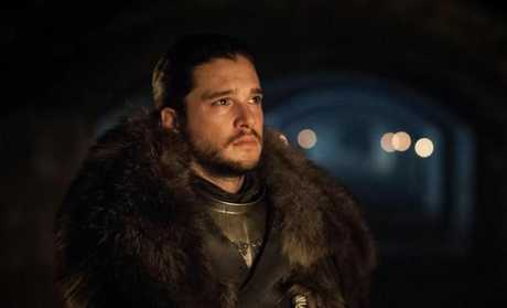 Kit Harington has become a global superstar thanks to his performance of Jon Snow in Game of Thrones. Picture: Supplied