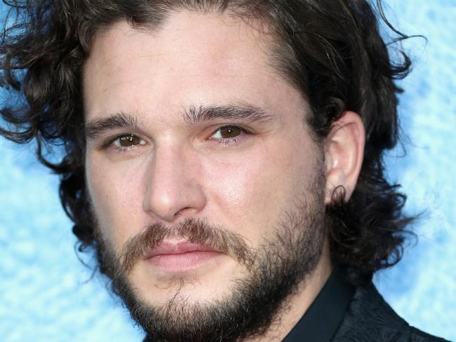 Kit Harington said while he's sad about the end of Game of Thrones, he's excited to work on new projects. Picture: Frederick M. Brown/Getty Images