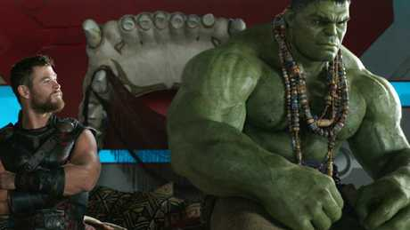 Don't make Hemsworth go all Hulk now. Picture:  AP