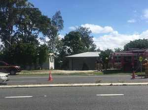 House fire at Urunga