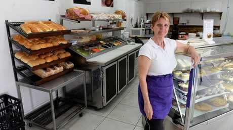 Robyn Rule has moved her business, Dominiques Bakery to Bell Street.