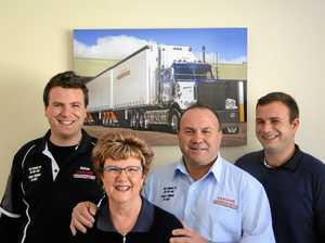 THE LEOCATA'S: Adrian, Sharon, Joe, Marcus build the business together.