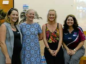 Head of Special Education Services teachers Katheryn Shannon, Katrina Corry, Andrea Curd and Magella Hoffman organised the Transition Expo for Students with Diverse Needs.