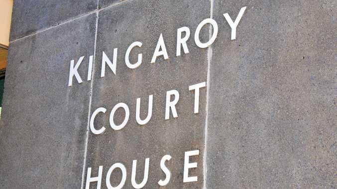 Kingaroy Court House.