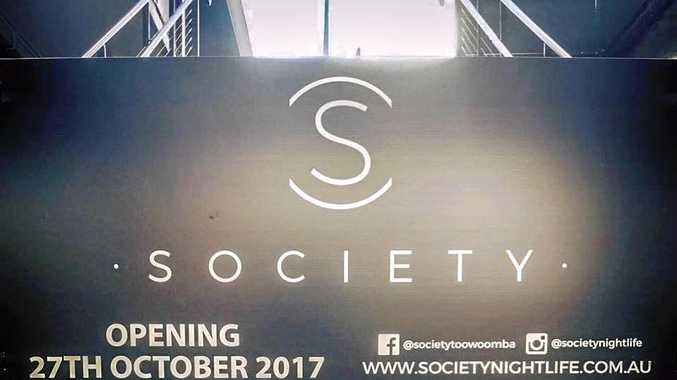 OPEN: Society is the city's newest night venue.
