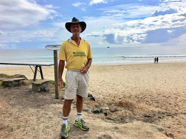 Almost half a century on since civil engineer Bo Wharton was involved in the demolition of the Byron Jetty.