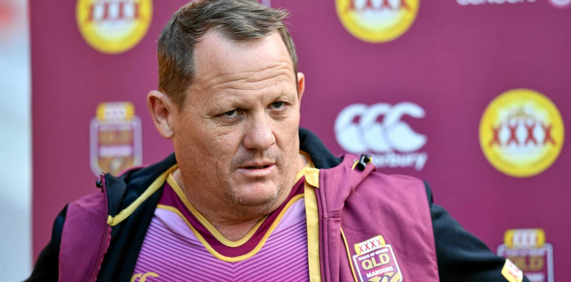 Queensland coach Kevin Walters is back at the Broncos.