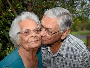Coast couple shares secret to happy marriage 60 years on