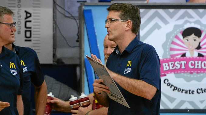 Coach Neal Tweedy has been appointed for his 20th season as coach of the Rockhampton Rockets.