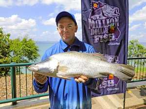 63.5cm barra gifts $10k to NT fisho