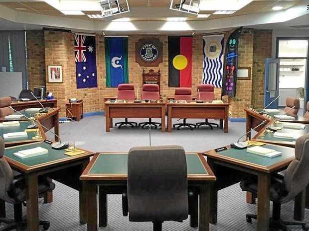 Councillors' passions ran high at last night's meeting.