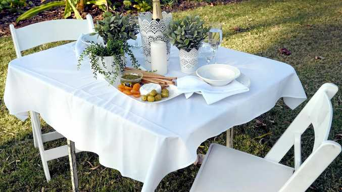 ALL-WHITE AFFAIR: Lunch en Blanc will be a fundraiser for the Buderim Foundation.